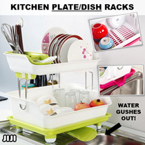 ◣KITCHEN ESSENTIAL◥ ★Kitchen Plate/Dish Racks ★Plate/Dish/Drain Shelves ★Plate/Dish Storage ★Stainless Steel ★Kitchen ★Cheap ★Fast Delivery ★Local Stocks [JIJI]