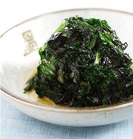 【韓国食品・韓国おかず】■岩海苔和え物250g■の画像