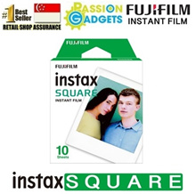 ♥ Fujifilm Instax Square Film ♥ SQ10 ♥ Polaroid Instant Refill for SQ 10 Camera | SP3 Printer SQ10