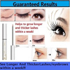 Eyelash hair Growth serum/Highly raved by taiwan variety shows/guaranteed results/highly raved 女人我最大