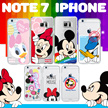 [DISNEY OFFICIAL]MICKEY CLEAR JELLY CASE / GALAXY NOTE7 NOTE5 S7/S7 EDGE S6 IPHONE6/6S IPHONE6/6SPLUS G5 / CASING SMARTPHONE CASE IPHONE CASE GALAXY CASE / SAMSUNG / APPLE