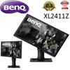 [BENQ]BenQ XL2411Z 24Inch 144HZ 1ms (GTG) HDMI Widescreen LED 3D Monitor HeightPivot adjustable 350 cd/m2 DC 12000000:1 (1000:1) 3Years Warranty
