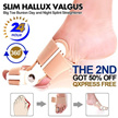 *Qxpress Free*Big Toe Bunion Movable Day Night 24Hours Splint Straightener Slim Hallux Valgus Pain Relief /The 2nd 50% Off