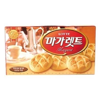 『LOTTE』マガレット ソフトクッキー(228g)[ロッテ][クッキー][韓国お菓子[韓国食品]の画像