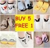 Socks* Mega Sale  UPDATED New Korean Design ★★Baby Kids Children *Baby socks/ pyjamas/