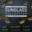 [Best items] LUXURY BRAND sunglass exhibitions PART 1 / 100% authentic / From Japan /PRADA/DOLCE/POLO/RAYBAN
