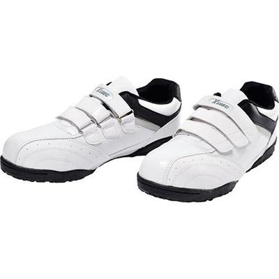 ジーベック(XEBEC)セフティシューズ32/ホワイト85404【安全靴作業靴靴作業現場】