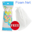 [QTALK FREE GIVEAWAY] Bubble Foaming Net Face Cleansing Tool