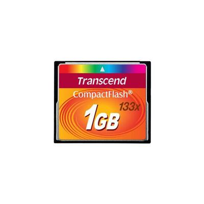 メルDM便送料無料トランセンド133倍速CFコンパクトフラッシュカド1GBTS1GCF133