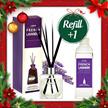 ★CNY Gift Idea★ 1+1 Aroma Diffuser/BOGO 1 Diffuser + 1 Refill/Repellent/Korea Best Aromatherapy Reed Diffuser/Car Diffuser/Aroma/Teachers Day Gift