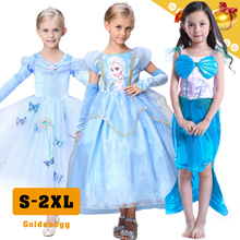 ▶Beautiful Princess Dress◀ Cute dress for girls/ Cosplay/ Cartoon character/ Party dress