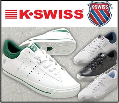 【送料無料】 K-SWISS ケースイス KS SPU80 CENTER COURT VNZ レディーススニーカー メンズスニーカー ローカット シューズ 靴(A倉庫)の画像