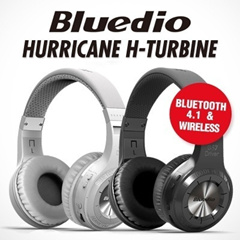ORIGINAL Bluedio H-Turbine Bluetooth Headphone Headset