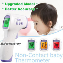 2017 Latest Digital Non-Contact Infrared IR Body Thermometer for Child Objects and Pet / Animal etc