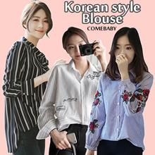 【update On April 26 】2017 Korea New Style Blouse Dress Long T-Shirt Buy 2 Free Shipping S-5XL