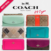 ★SUPER SALE★Re-Stock★DONT MISS THE CHANCE!【COACH】★BIG SALE!!★100% AUTHENTIC COACH FROM USA ★WALLET