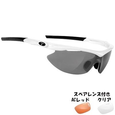 ティフォージ(Tifosi) スリップ パールホワイトTF0010101101 【自転車 サイクリング ランニング アイウェア サングラス】の画像