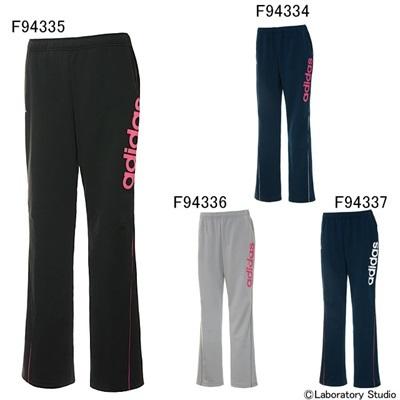 アディダス (adidas) レディース AT リニア WU パンツ DDX26 [分類:ジャージ 下 (レディース)]の画像