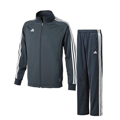 アディダス (adidas) ESS 3S ウォームアップジャケット&パンツ上下セット(ナイトシェイド) DDU45-F94502-DDT93-F94505 [分類:ジャージ 上下セット (メンズ・ユニセックス)] 送料無料の画像