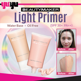 [BEAUTYMAKER]✮Light-Primer SPF30 PA++ ✮Smooth Invisible Layer✮Help Create Perfect Canvas✮