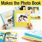 Makes the Photo Book / Photo album / Baby Photo book / Lover Photo book / Couple Photo book / Travel Photo book / 20cm × 20cm / 21 Page