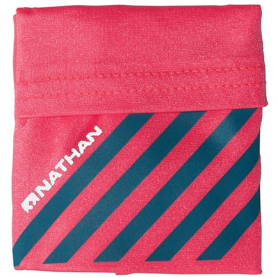 ネイサン(NATHAN) WristRunner 2 B61506000 DIVAPINK 【ランニング ジョギング ナイトラン アクセサリー 小物入れ】の画像