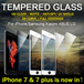 [Little Red]📣📣XiaoMi Max iPhone 6 6S 5 5S PLUS Samsung Galaxy NoteTempered Glass Screen Protector