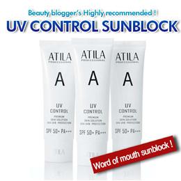 [ATILA]★UV Control sunblock★ sunscreen/suncream/sun care/Korean Cosmetics /Made in Korea/perfect waterproof/SBA_047
