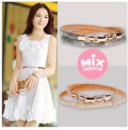 「mixshop.sg」★ Fashion Lady Belt / Leather Belt ★  4410