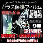 ♥+1枚プレゼント企画♥レビュー2000件突破!超鮮明!強化ガラス保護フィルム(通常&全面タイプ)最強9H Apple iphone6 iphone6 Plus iPhone5 iphone5S iphone5C 対応 スクリーン プロテクター etc