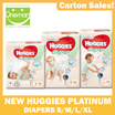(New Platinum Version)◄ New HUGGIES Carton Sales ► Platinum Diapers ★ PREMIUM BUNDLE DEAL