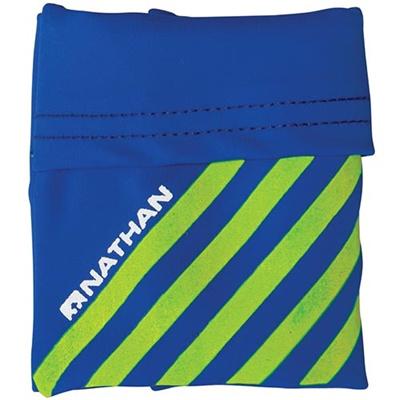 ネイサン(NATHAN) WristRunner 2 B11593000 E.BLUELEMONADE 【ランニング ジョギング ナイトラン アクセサリー 小物入れ】の画像