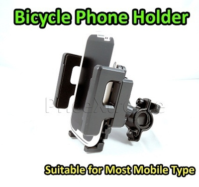 Bike 360 Singapore Universal Bicycle Phone Holder