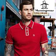먼싱웨어 PK T셔츠