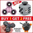 BUY 1 GET 2 FREE ★ Original Fidget Cube EDC Fidget Spinner Hand Spinner Anti-Stress Relief Toys