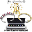 Crystals from Swarovski® - TOP 10 Accessories - Prices further reduced