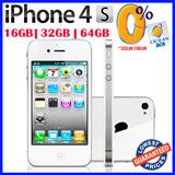 Iphone 4s 16GB | 32GB | 64GB Garansi B-CELL Plus 1 Tahun