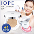 Korean Cosmetics ♥ The Golden Fishery [IOPE] AIR CUSHION XP 1+1 /  INTENSE COVER / MATTE FINISH / AIR CUSHION BLUSHER / AMOREPACIFIC / Qoo10 BIG SALE / Qoo10 POWER DEAL