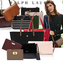 [Polo Ralph Lauren]  department store 45 Type Wallet / BAG Collection ♥from USA