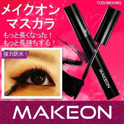 [MAKEON]メイクオン スパーインテンシブボリュームアップマスカラ/ロング&カール/ボリュームアップ/長い持続力/リッチで自然なカール/韓国コスメの画像