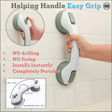 ❤HOME SAFETY❤ HELPING HANDLE SAFETY GRIP FOR BATHROOM AND INFANT CARE / BATHROOM GRIP / ANTI SLIP ❤