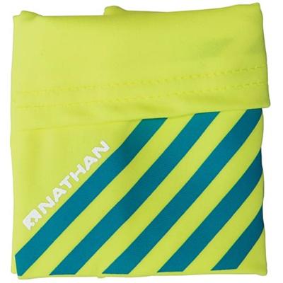 ネイサン(NATHAN) WristRunner 2 B61507000 SAFETYYELLOW 【ランニング ジョギング ナイトラン アクセサリー 小物入れ】の画像
