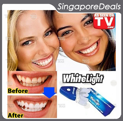 qoo10 perfect teeth white light whitelight teeth whitening. Black Bedroom Furniture Sets. Home Design Ideas
