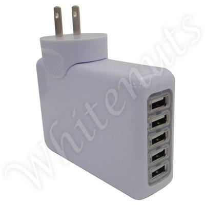 GALAXY Note 3 SCL22 USB口5個のACアダプター 充電器 超大容量の4.1A/h! ギャラクシーNote3 ギャラクシーノート3の画像