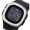 アディダス ADIDAS オリジナルス デンバー ユニセックス 腕時計 ADH3033 ブラック/シルバー