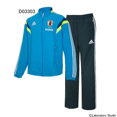 アディダス (adidas) 日本代表 Condivo14 プレゼンテーションスーツ IEB82 [分類:サッカー レプリカウェア (日本代表・国内クラブチーム)] 送料無料の画像