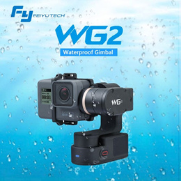 Feiyu WG2 Weather and Splash Proof Gimbal for GoPro HERO5 Black and Session