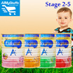 【ENFAMIL/ENFAGROW】A+ Milk Powder (Stage 2/3/4/5) 1.8kg ★