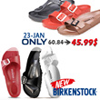 [BIRKENSTOCK][ EVA SANDALS] ★ONLY 23TH ON MONDAY  45.99 !!!!!★HIT ITEM