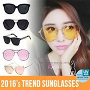 ★READY LOCAL STOCKS ★2016 women fashion Sunglasses UV400 High Quality sunglasses 200 more options For select glasses sunglass shades polar Brand Hot sell shipping by Qxpress